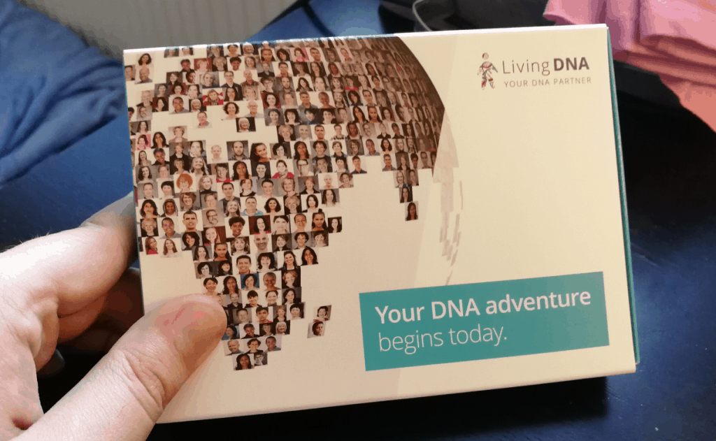 living dna kit